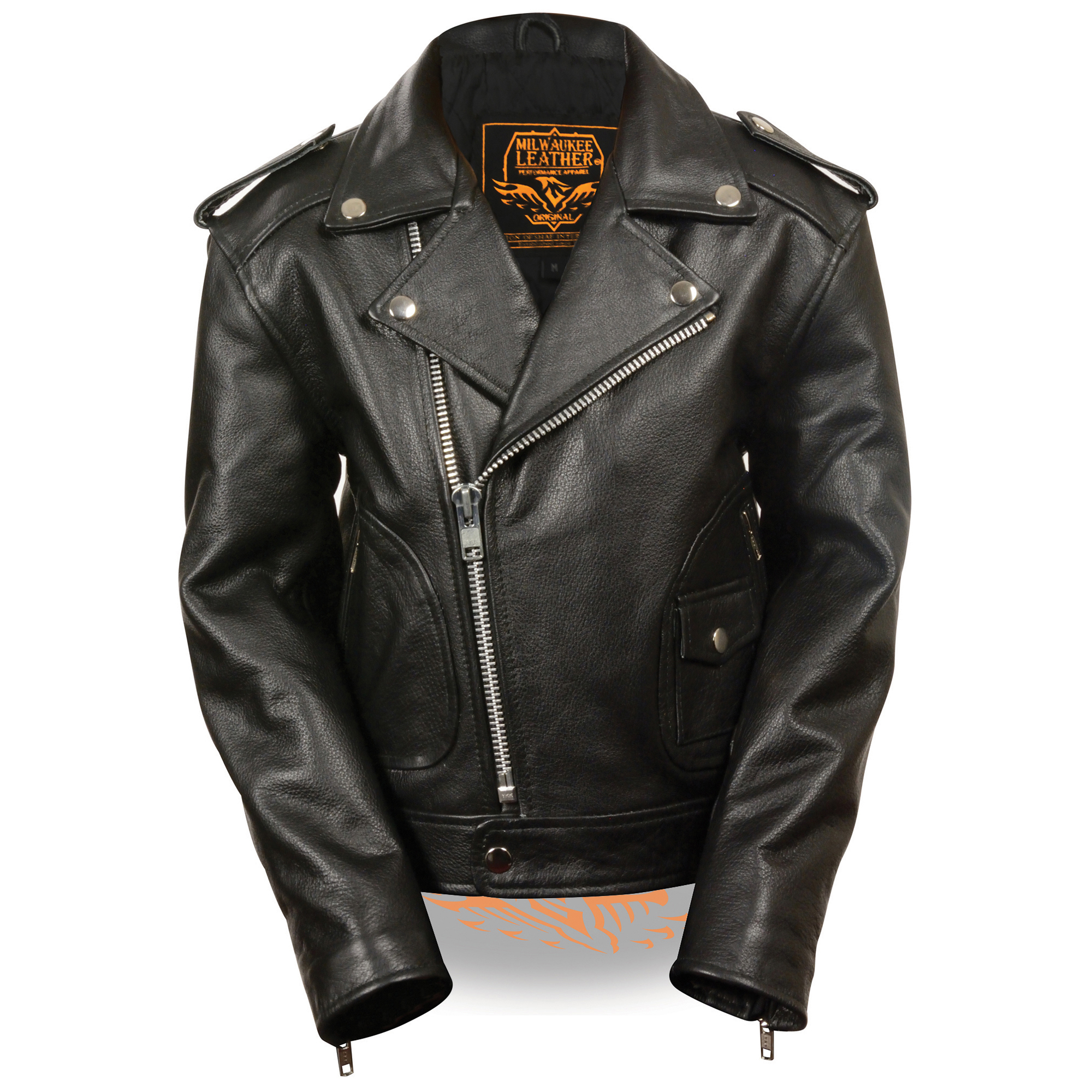 Kids Leather Clothing Kids Leather Jackets Childern